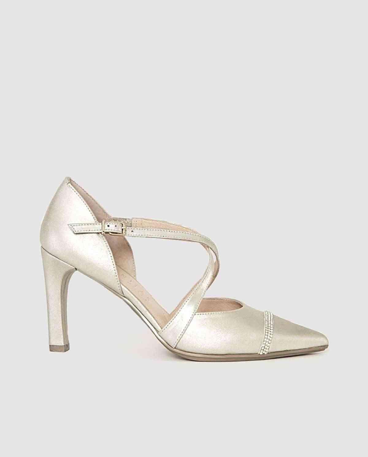 9783cd67d2d1 zapatos de novia el corte ingles - Amor, bodas y regalos de boda