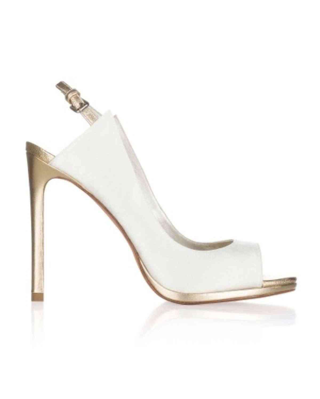 zapatos de novia pura lopez