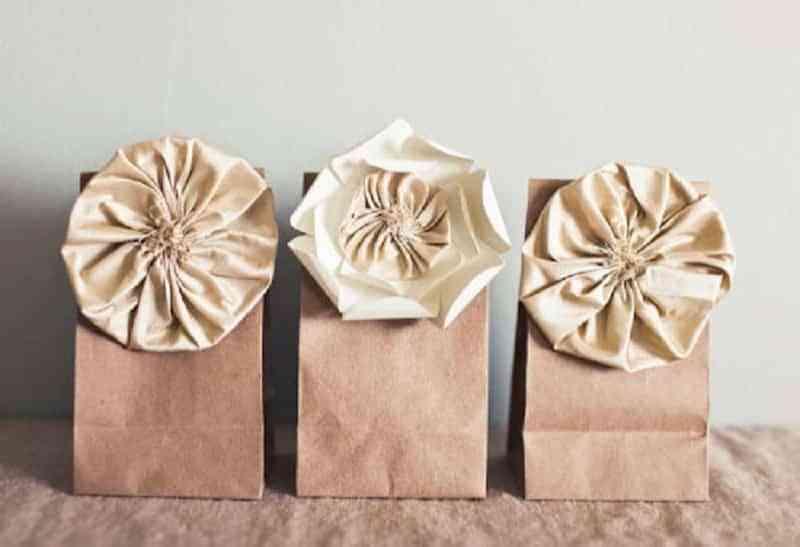 envolver regalos de bautizo