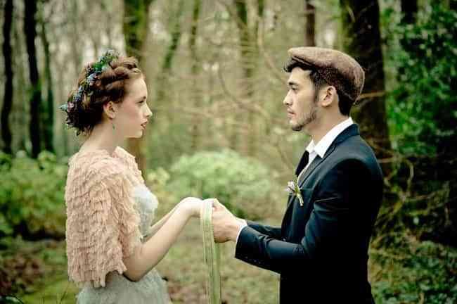bendición irlandesa para boda