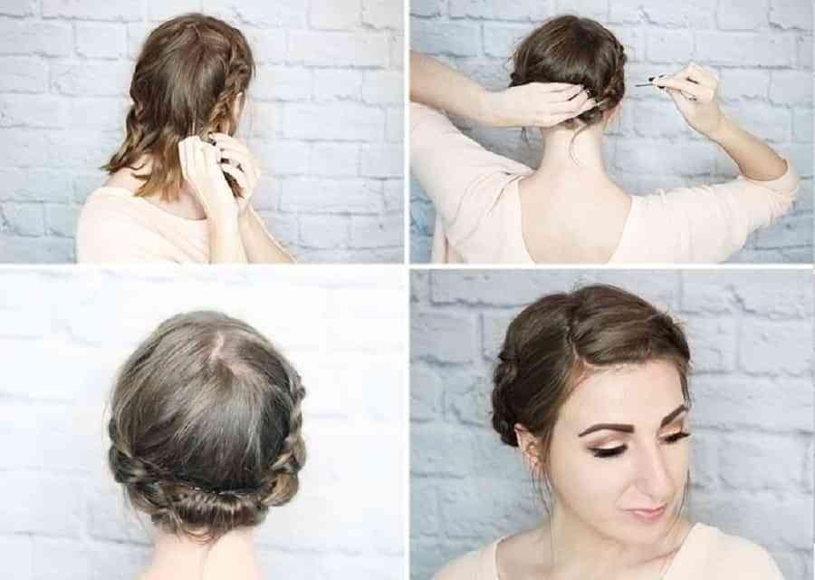 peinados de novia 3