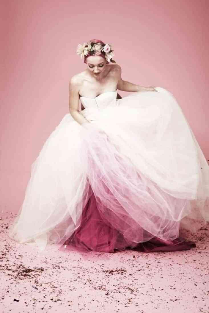 Los colores más trendy para una boda en septiembre
