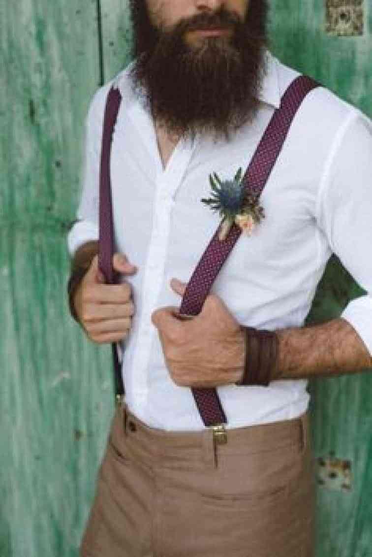 Complementos claves para el novio