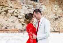 decorar una boda en color rojo