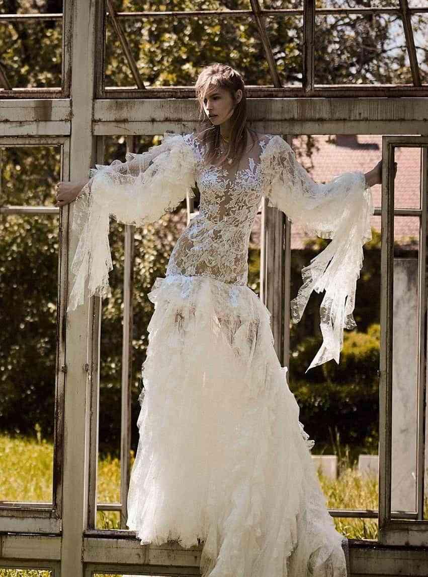vestidos de novias más interesantes