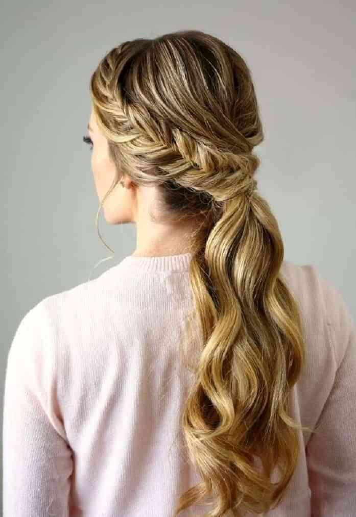peinados para invitadas de boda