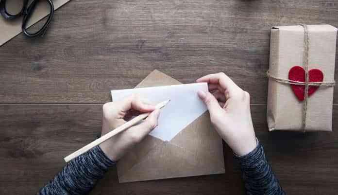 consejos para escribir una carta de amor