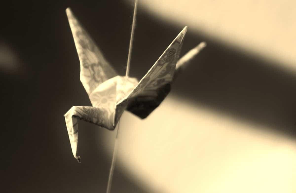 invitaciones origami