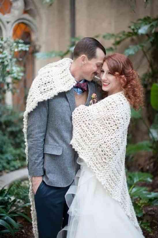 decorar tu boda en invierno