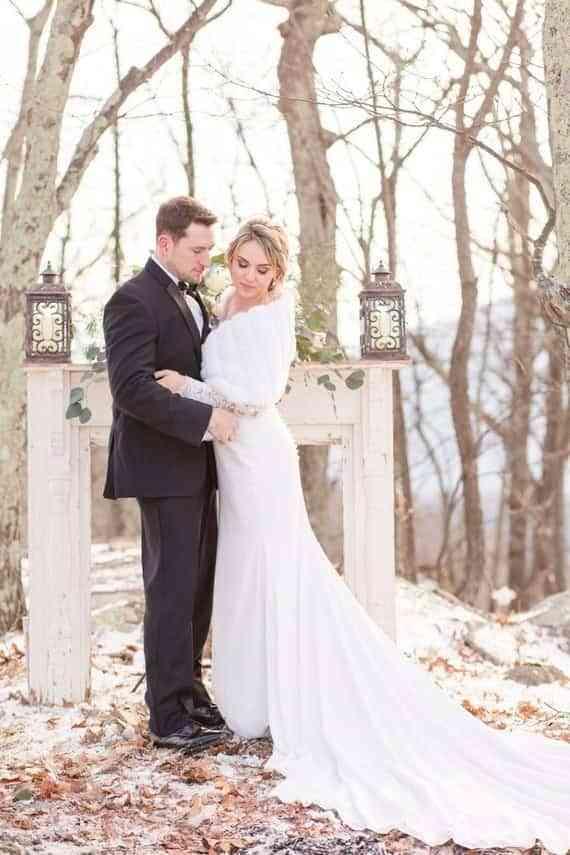 organizar una boda en invierno