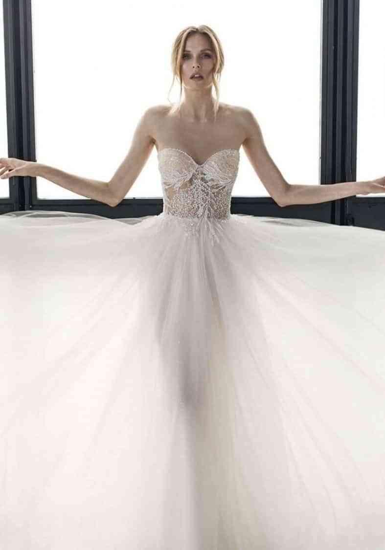 Tendencias en vestidos de novia para este año 2020