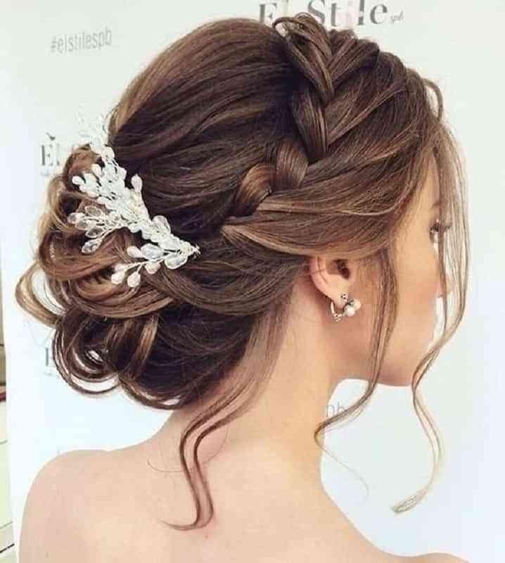 Tendencia en peinados de novia