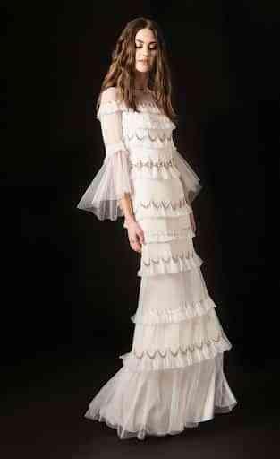 diseñadores internacionales de vestidos de novia