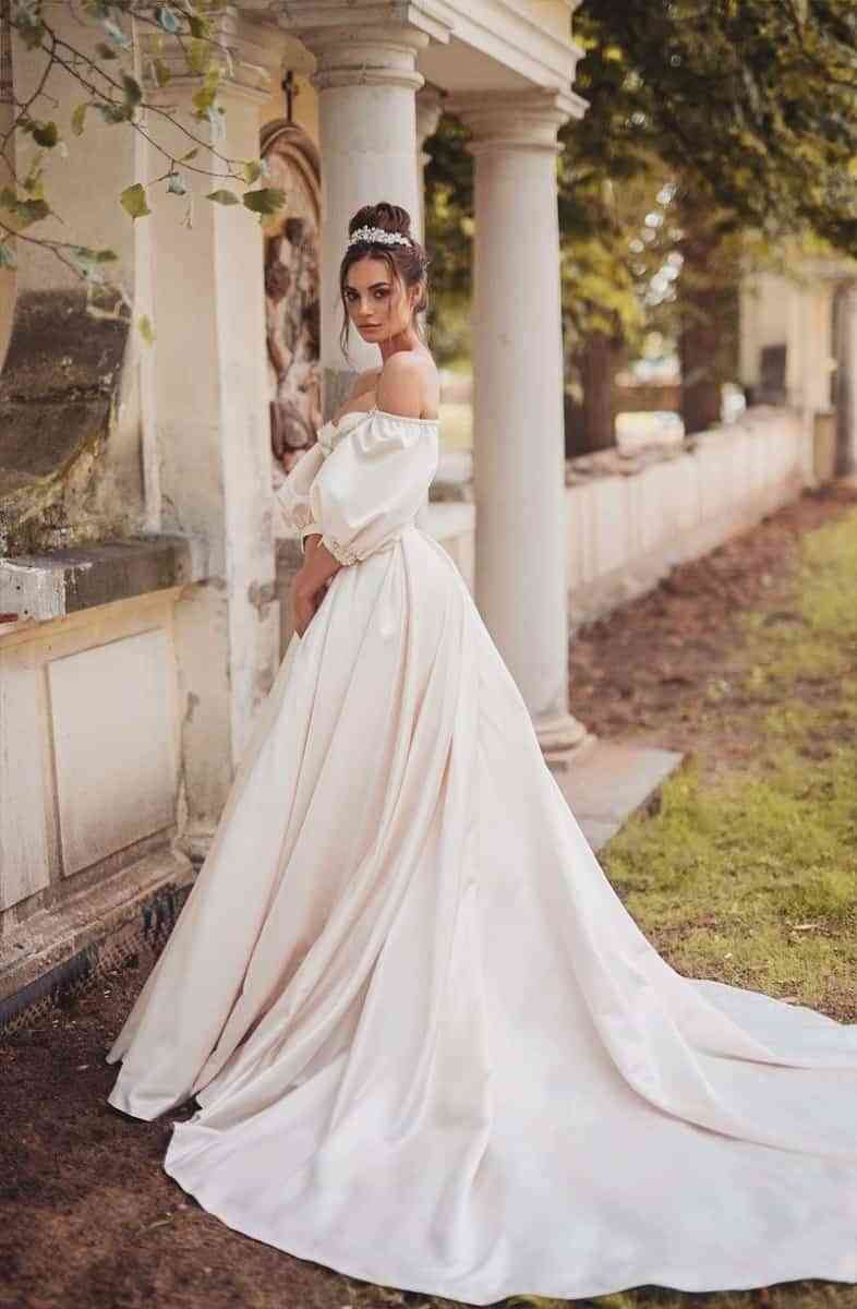 vestido de novias