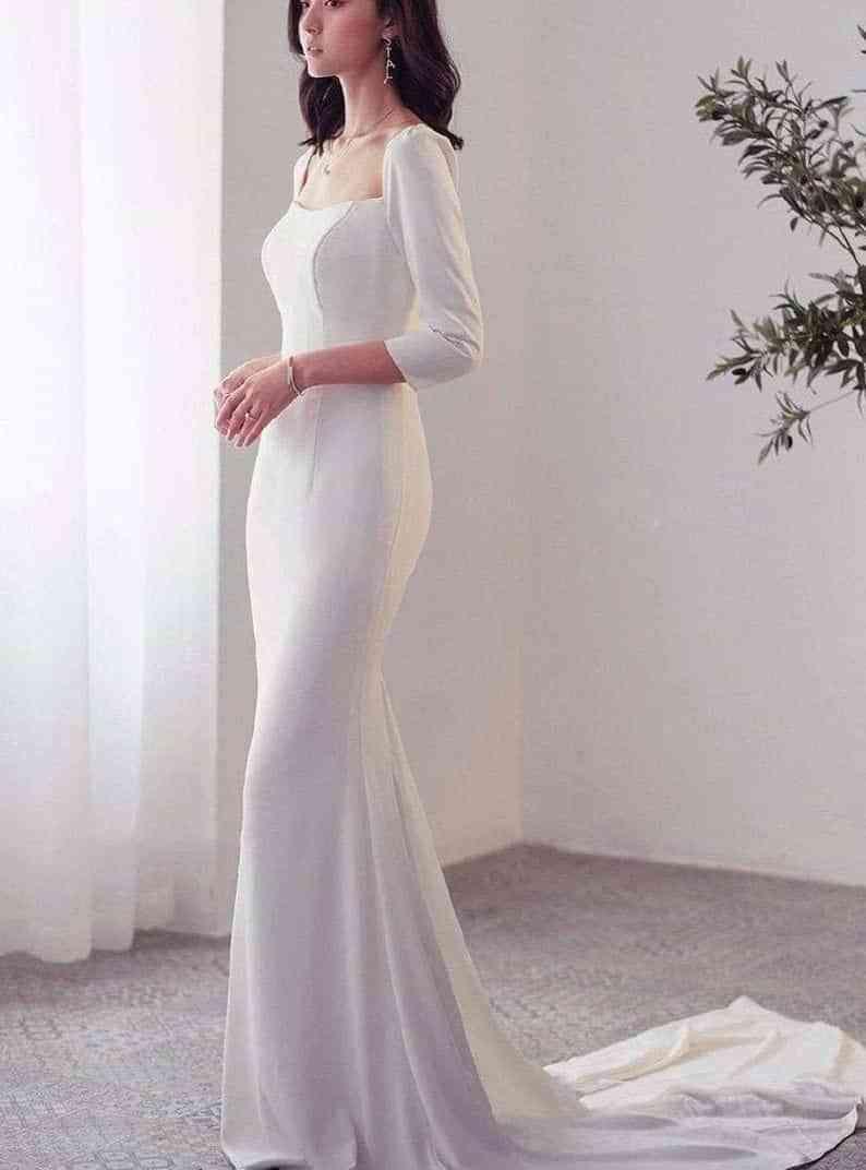 Tendencias en vestidos de novias