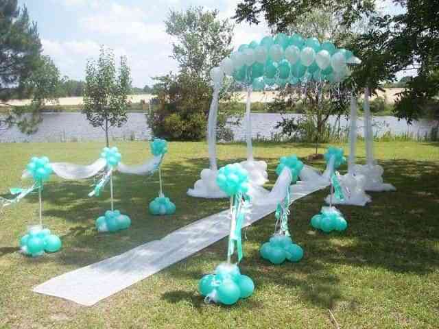 globos para la boda - amor, bodas y regalos de boda